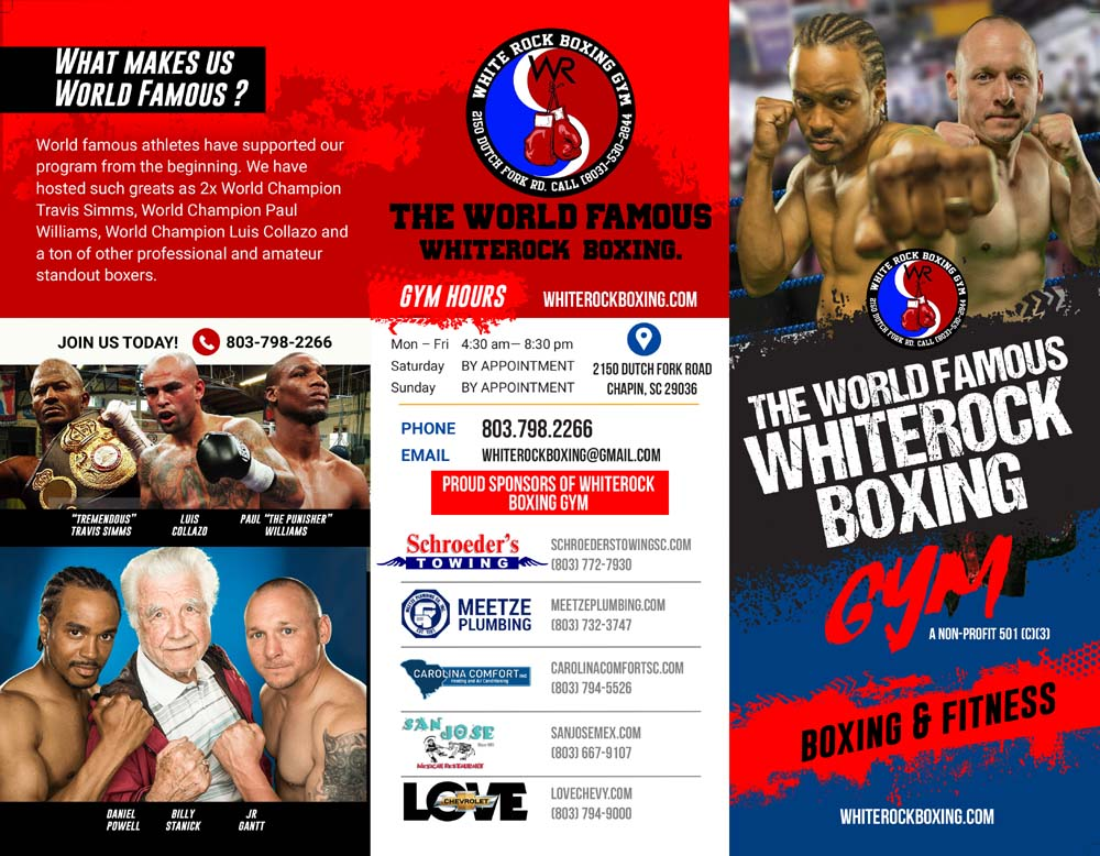 Boxing Gyms In Myrtle Beach Sc